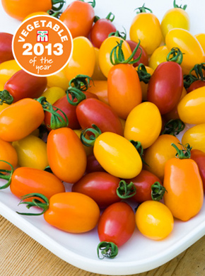 Tomato Rainbow Blend - Vegetable of the Year 2013