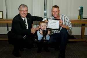 Bicester in Bloom 2012 - Best of the Best - Eugene and Reuben Baston