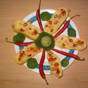 Potato recipe competition - Spanish Hot Potatoes