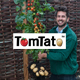 TomTato™ – harvest potatoes AND tomatoes from the same plant
