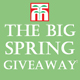 Win prizes in our Big Spring Giveaway