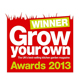 T&M wins Grow Your Own magazine awards