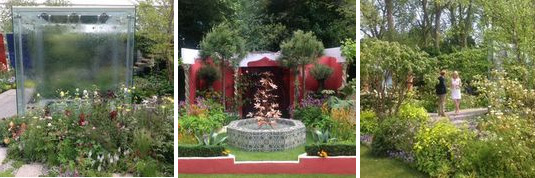 y visit to Chelsea Flower Show