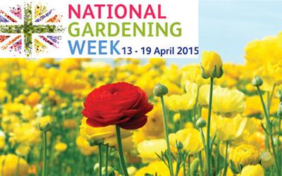 National Gardening Week 2015