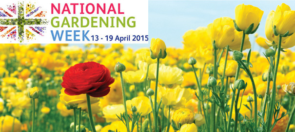 National Gardening Week 2015
