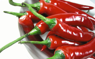 Chilli update: Some like it hotter!