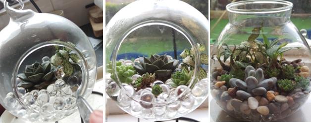 Glass Jars nearly finished