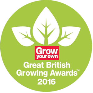 Grow Your Own British Growing Awards 2016